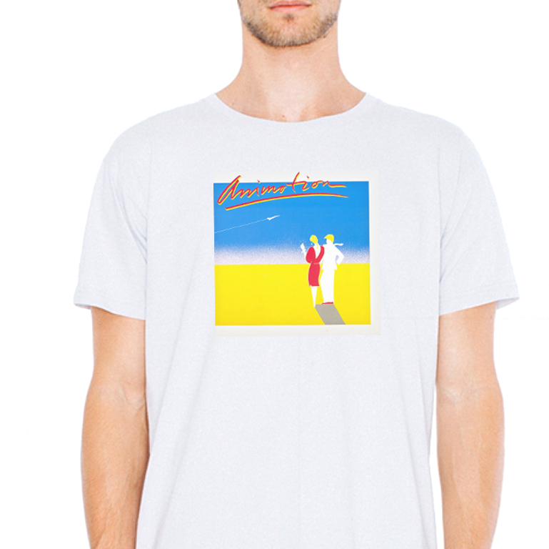 4c071c87 Mens T-Shirt – First Animotion Album Cover